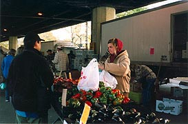 [photo, Baltimore Farmers' Market, Baltimore, Maryland]