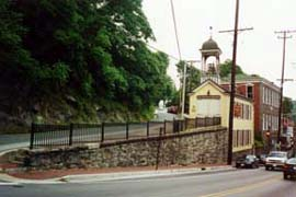 [photo, Firehouse Museum,