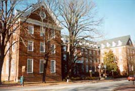 [photo, James Senate Office Building, 11 Bladen St., Annapolis, Maryland]