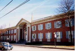 [photo, Carroll County Courthouse Annex, 55 North Court St., Westminster, Maryland]