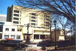 [photo, Judicial Center, 50 Maryland Ave., Rockville, Maryland]