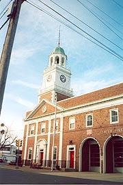 [photo, City Hall, 307 Gay St., Cambridge, Maryland]