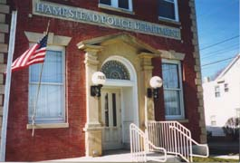 [Police Department, 1112 Main St., Hampstead, Maryland]