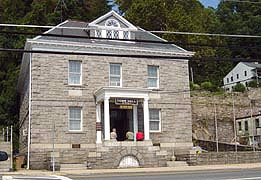 [photo, Town Hall, 64 South Main St., Port Deposit, Maryland]
