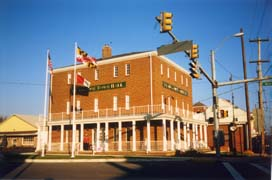 [photo, Town Hall, 1 East Main St., Rising Sun, Maryland]